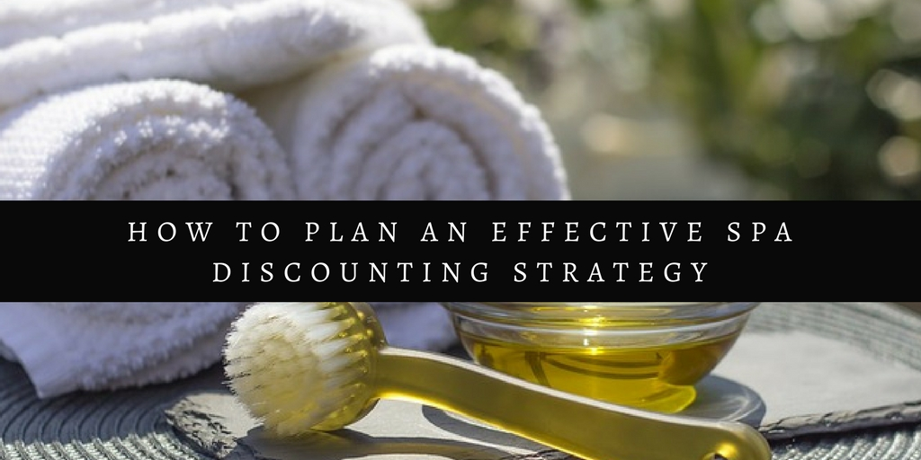 Spa Discounting Strategy