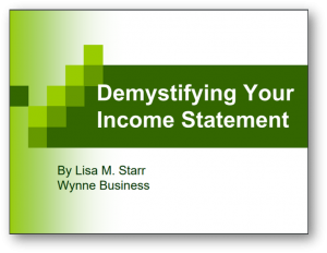 Demystifying Your Income Statement