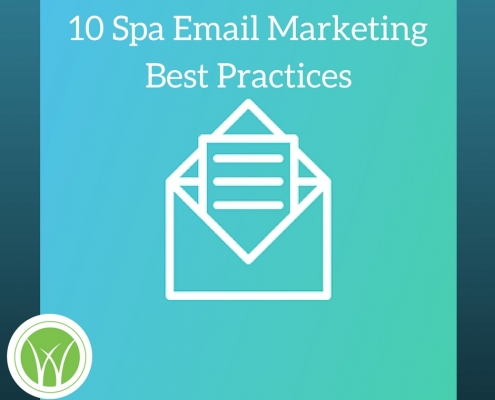 Spa Email Marketing Best Practices