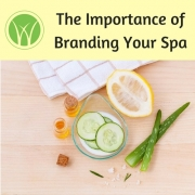 Importance of branding your spa