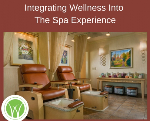 Integrating Wellness Into The Spa Experience