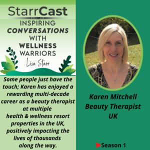 Karen Mitchell podcast