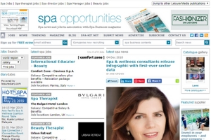 Lisa Starr Spa Opportunities