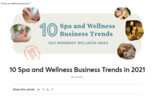 Mindbody Online Blog