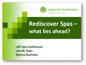 Rediscover Spas - What lies ahead