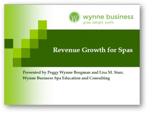 Revenue Growth for Spas