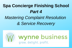 Mastering Complaint Resolution