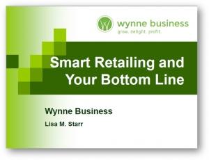 Smart Retailing for Spas