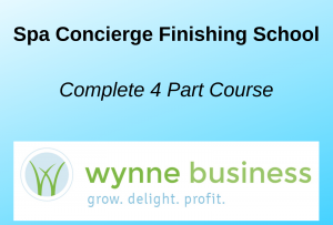 Spa Concierge Finishing School Course