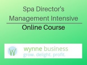 Spa Director's Management Intensive