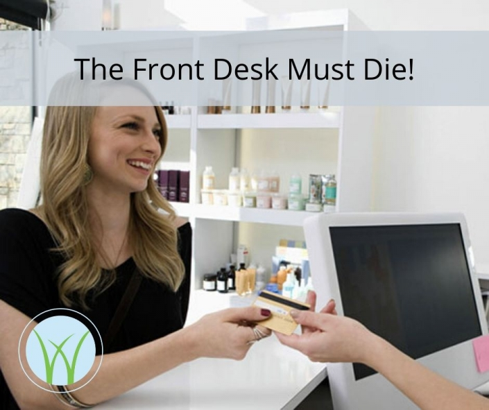 The Front Desk Must Die