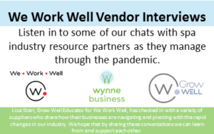 We Work Well Vendor Interviews